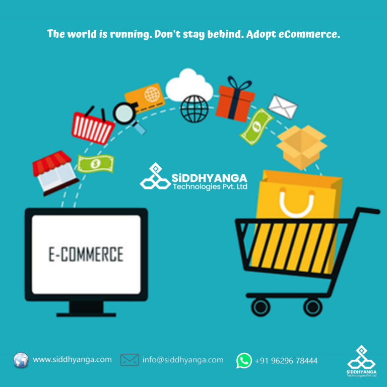 Ecommerce poster