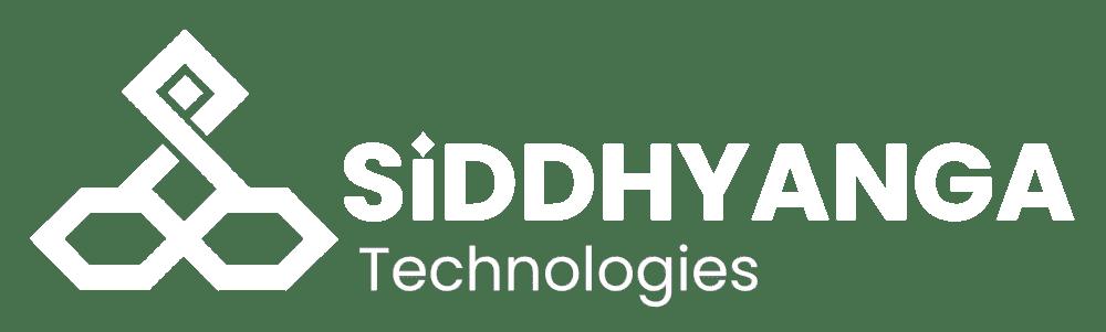 siddhyanga logo white